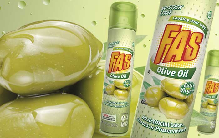 FAS Extra Virgin Olive Oil