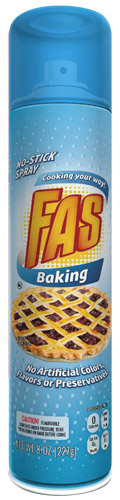 FAS Baking No-Stick Spray