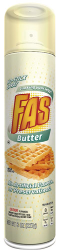 FAS Butter No-Stick Spray