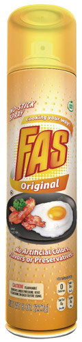 FAS Original No-Stick Spray